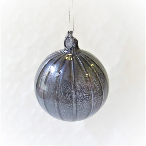 Weihnachtsbaumkugel Christbaumschmuck Weihnachten Light & Living 10 blau Glas 6966293