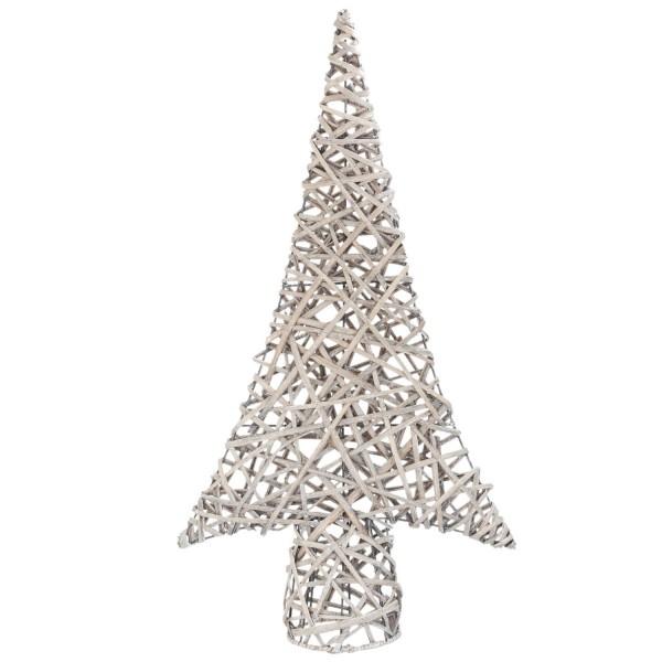 Weihnachtsbaum Rattan.Weihnachtsbaum Rattan Dekobaum Weihnachten Rattanbaum 52 X 17 X 94 Cm Clayre Eef 5ro0074
