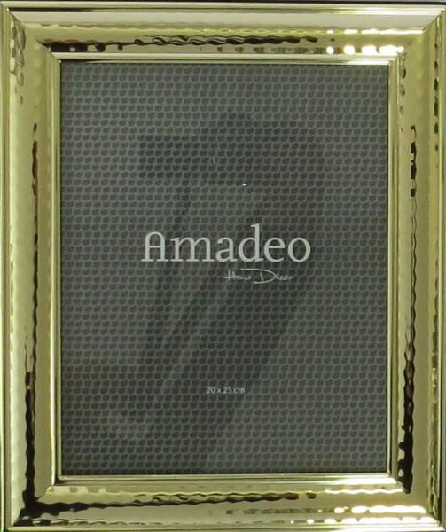 Bilderrahmen Fotorahmen Standbilderrahmen Gold Modern Amadeo Home Decor 20x25 cm