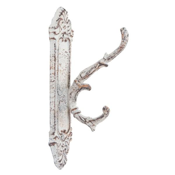 Garderobenhaken Kleiderhaken Türhaken Eisen Clayre & Eef 5 x 9 x 20 cm
