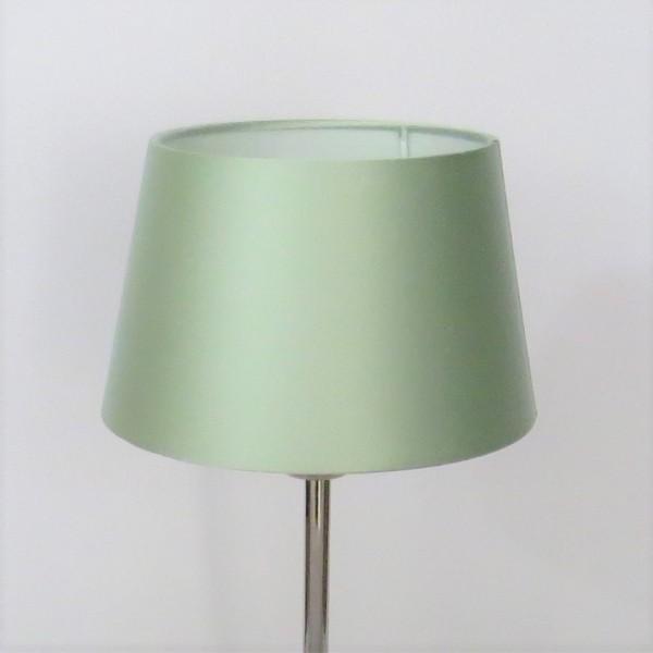 Lampenschirm Leuchtenschirm mint grün Colmore Modern 12 x 20 cm Colmore