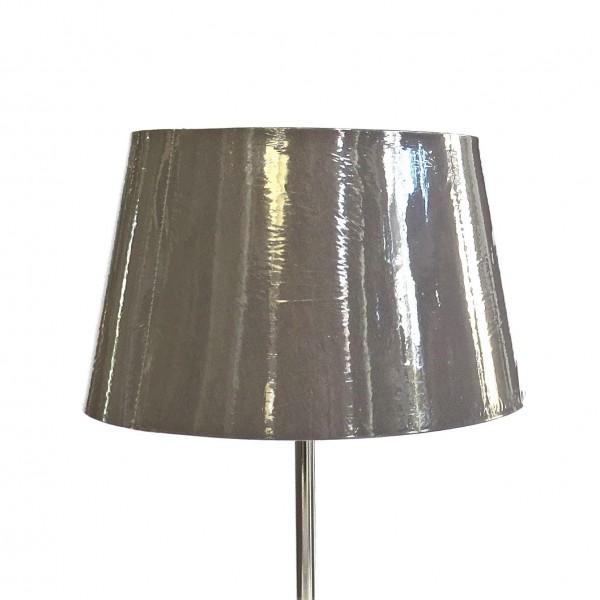 Lampenschirm Leuchtenschirm Tisch Modern Pfefferfarben Colmore 20x15x12 cm E27