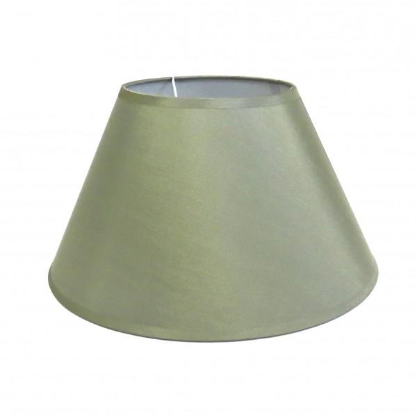 Lampenschirm Grün Schimmer Hell Zart Modern Stehlampe Clayre & Eef 20x37 cm E27