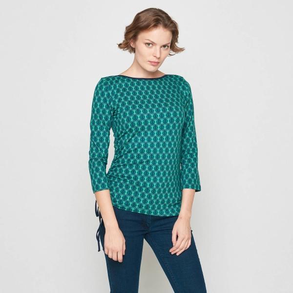 Langarmshirt Shirt Basics Alternative Mode Öko Bio Baumwolle Retro GOTS Zertifiziert M