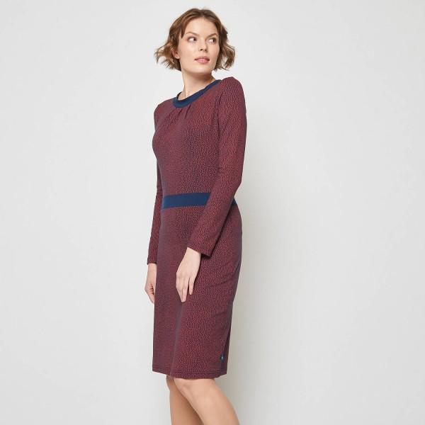 Kleid Stiefelkleid Strickkleid Retro Alternative Öko Tranquillo GOTS Zertifiziert XS 34