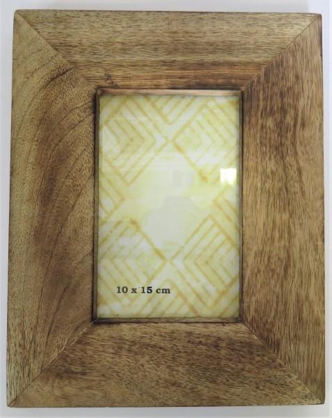 Bilderrahmen Standbilderrahmen Fotorahmen Fotoständer Holz 24 cm