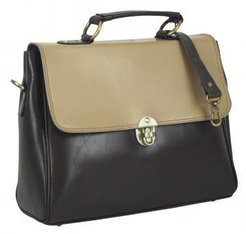Tasche Leder Damen Aktentasche Business Laptop Umhängetasche Elegant Groß