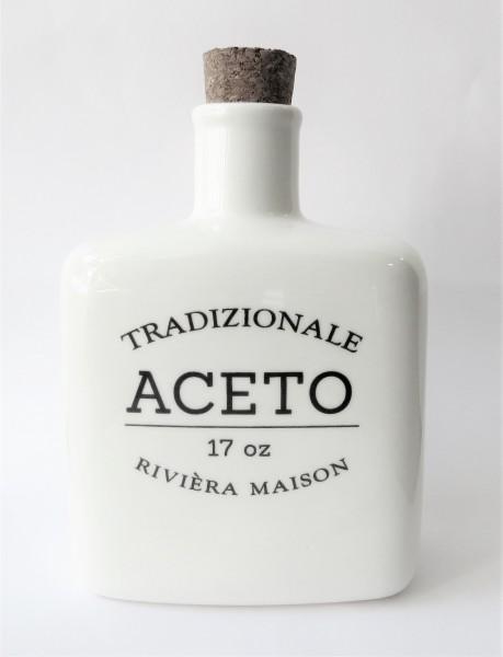 Riviera Maison Essigmenage Essigflasche Menage 14.5*10*6 cm Aceto Flask