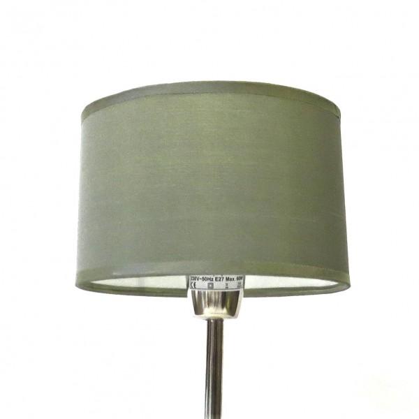 Lampenschirm Leuchtenschirm Grün Modern Clayre & Eef E27 6LAK0473GR