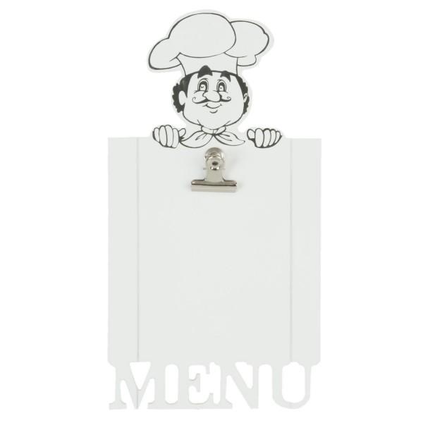 Pinnwand Küchenplaner Menüplaner Notiz Küche Clayre & Eef 18 x 3 x 33 cm 6H0840