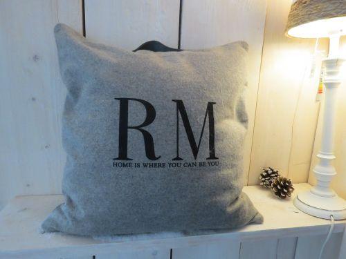 riviera maison cortina rm polo game pillow cover 50x50 kissen h lle. Black Bedroom Furniture Sets. Home Design Ideas
